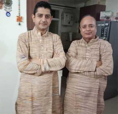 Sachin-Arora-with-father