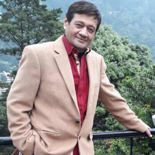 Kishore Bhanushali
