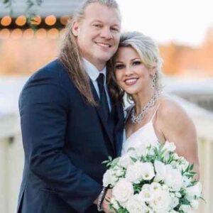 Chris Jericho wife Jessica Lockhart